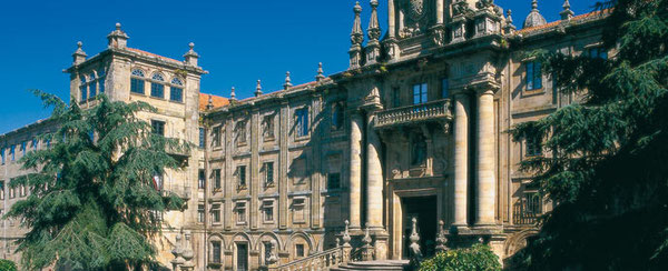 Ex Seminario Mayor di Santiago di Compostela, ora Hotel Hospederia San Martin Pinario