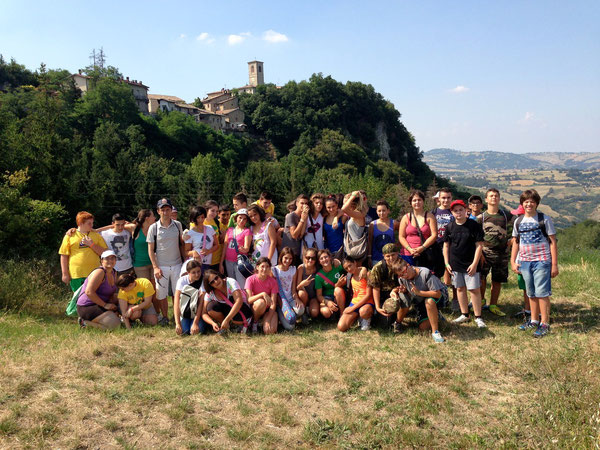 Campo Medie - Benedello - Luglio 2013