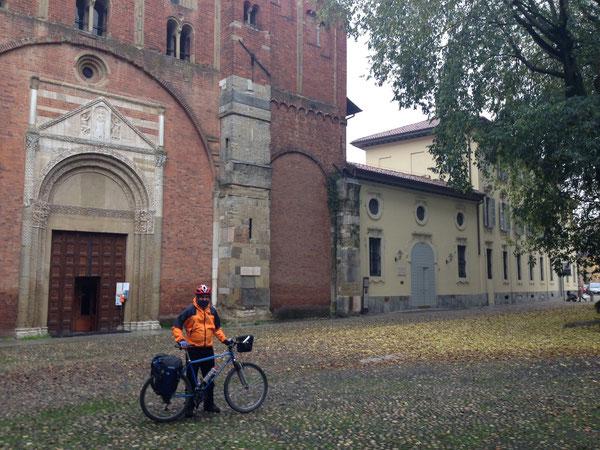 S. Pietro in Ciel d'Oro - Pavia - alla Tomba di S. Agostino