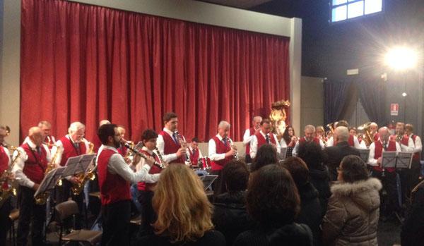 Concerto del 26 Dicembre a Piumazzo