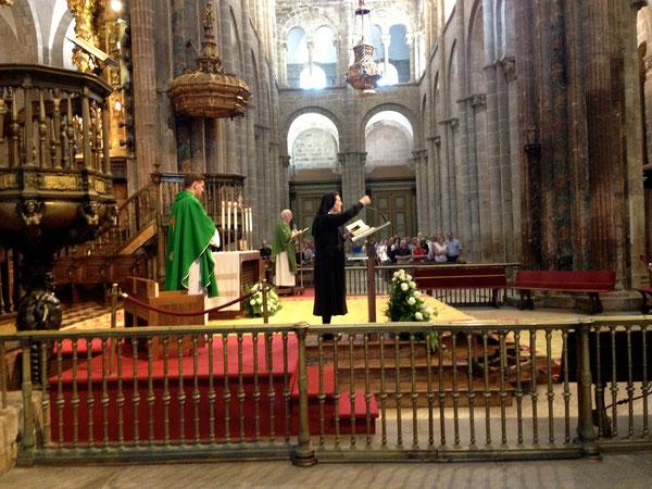 Il canto di Suor Maria Assunction, senza il quale Santiago non sarebbe Santiago