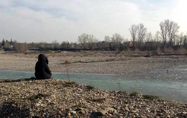 """Sulle rive del Panaro. Occorre riflettere, pregare, ritornare al """"deserto"""", per ascoltare la voce dello Spirito, che ci indirizza"""