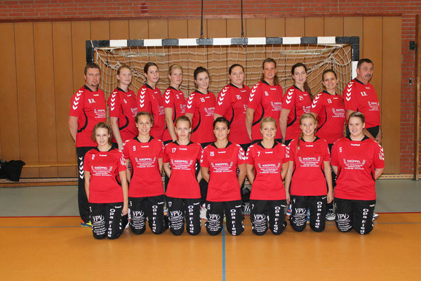 Saison 2014/2015 - Landesliga Nord