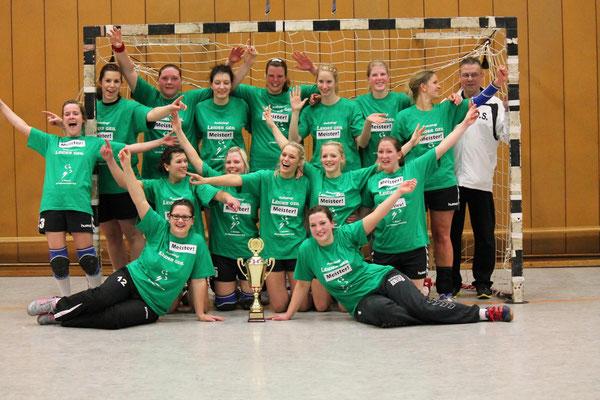 Saison 2011/2012 - Kreisboberliga - AUFSTIEG!!!