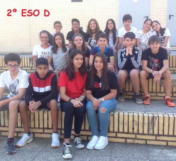 2º ESO D 2018-2019