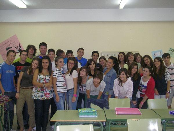 2º Bachillerato 2011-2012