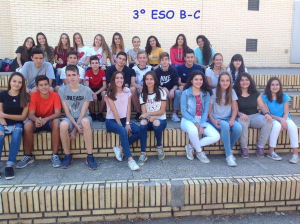 3º ESO B-C 2017/2018