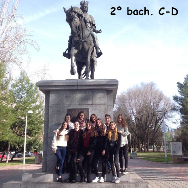 2º Bach. C-D 2017/2018