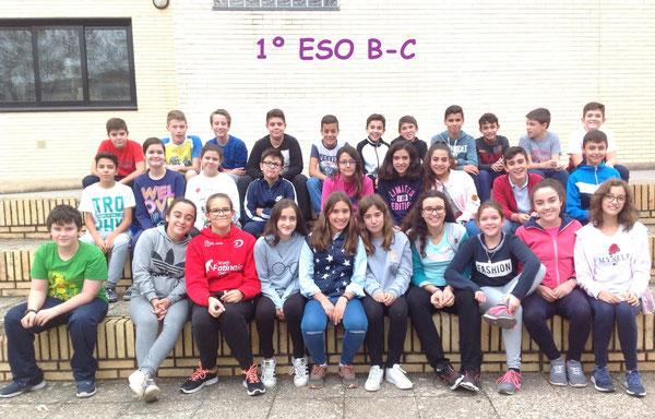 1º ESO B-C 2017/2018