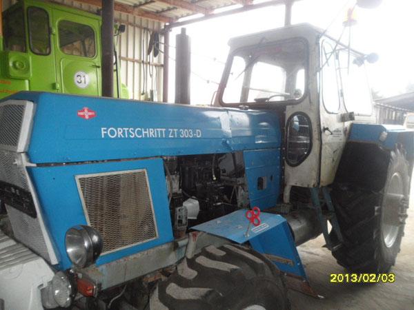 ZT 303 D BJ 81 Instandgesetzt 2013