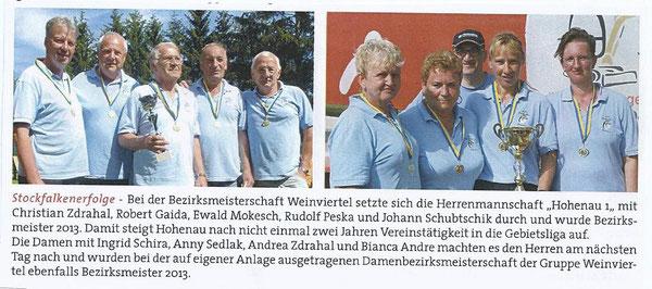 Gemeindeblatt Juni 2013