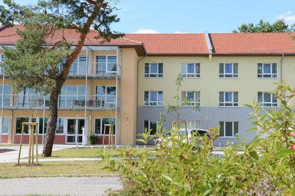 """Pflegeheim Schwarzheide - DA.HEIM """"Am Schillerplatz"""""""