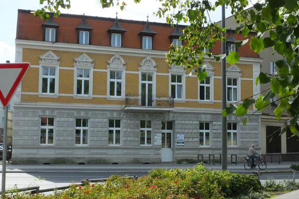 Haus der Volkssolidarität in Senftenberg