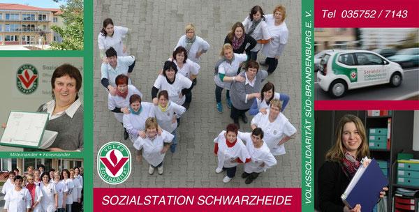 Pflegedienst / Sozialstation Schwarzheide