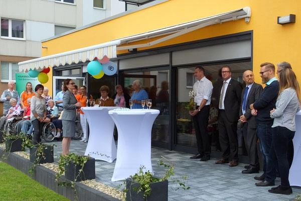"""Tagespflege """"Trautes Nebenan"""" Senftenberg - Eröffnung"""