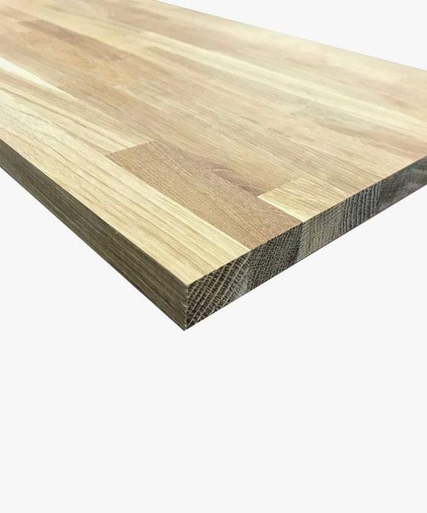сращенный мебельный щит из дуба толщина 40мм ,массив дуба,доска дуба,слэб из дуба