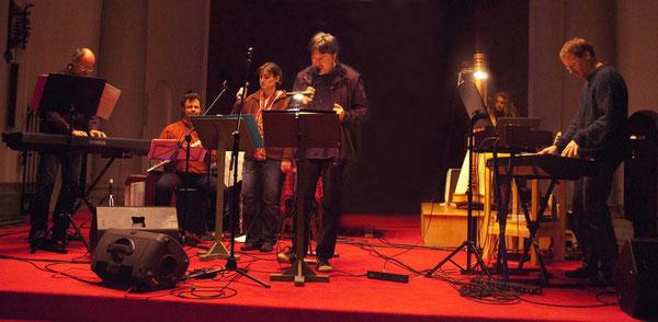 ADONAI - Lobpreiskonzert in Wien, Frühjahr 2011. Foto: Reinhard Hofbauer