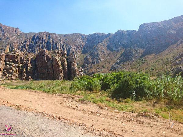 Route 62 in Südafrika