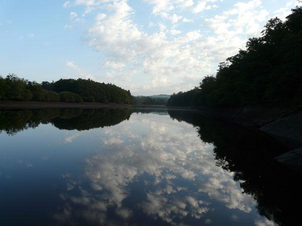 barrage pêche carnassiers peyrissac