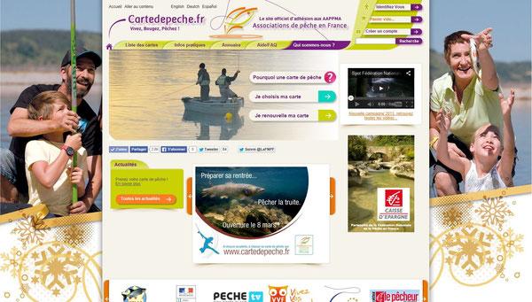 Acheter sa carte de pêche Treignac