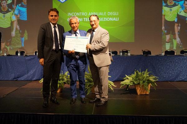 Antonio Zappi responsabile SIN, Biagio Girlando e Saro D'Anna