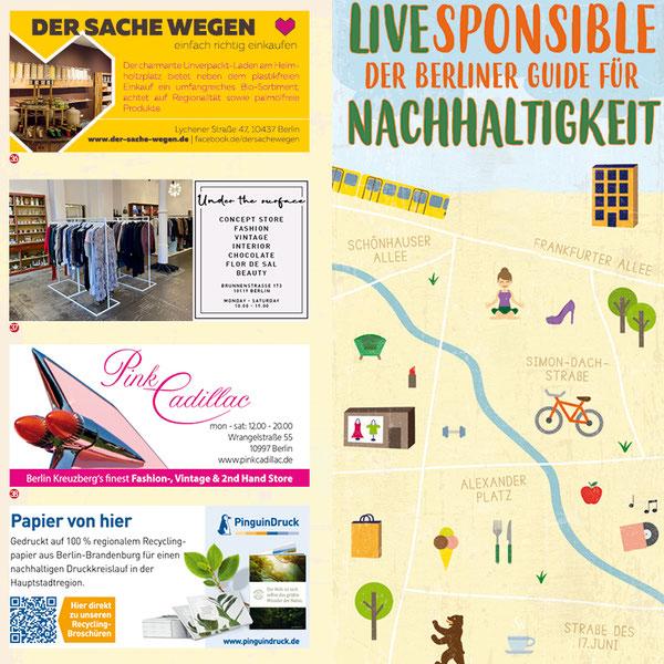 Touristenstadtplan