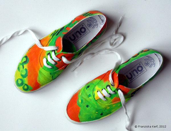 Designer Schuhe!