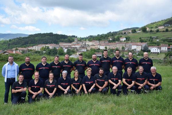 Corps de sapeurs pompiers