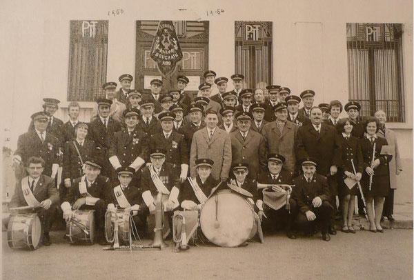 HARMONIE en 1960