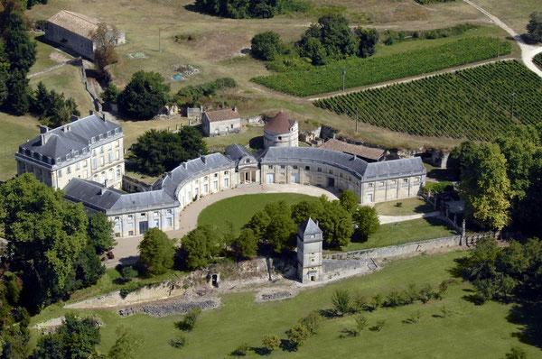 Le château du Bouilh acheté par les Hubert-Delisle