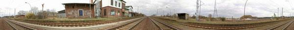 Bahngleise Marquardt