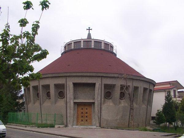 Chiesa del Calvario - Esterno