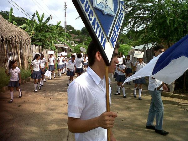 Participación del personero y el representante de los estudiantes en actividad extracurricular