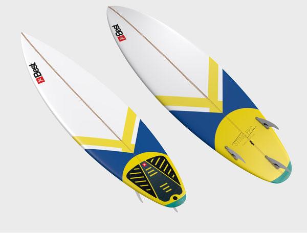 Best Sing Pro Surfboard