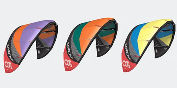 BEST Kahoona V6+ Farben