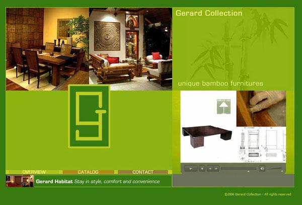 Gerard Collection(ジェラール・コレクション)