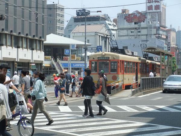 伊予 松山 一番町