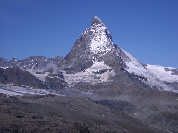 Le Cervin 4478 m. (Suisse  )