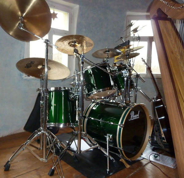 "Pearl Export-Mix   20"" 10"" 12"" 14"" 16"" Customized"