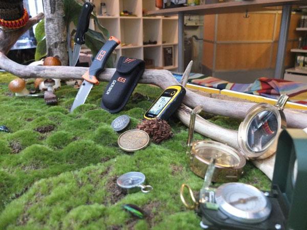 Geocaching Ausrüstung im Geocaching Shop
