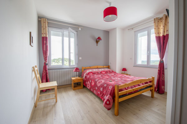 Chambre appartement 2