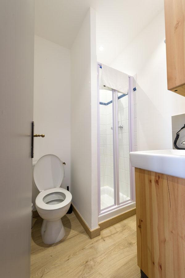 Salle de bain appartement 2