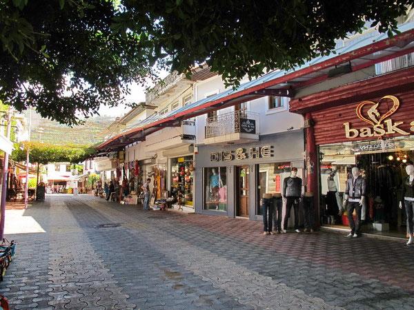 Турция, Мармарис, старый город