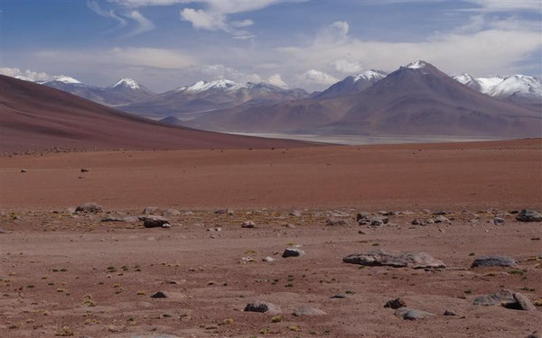 der erste Blick nach Bolivien (ist jetzt mein Desktop-Bild)