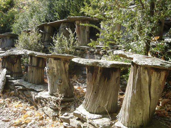 Ruches cévenoles Délices d'Ardèche