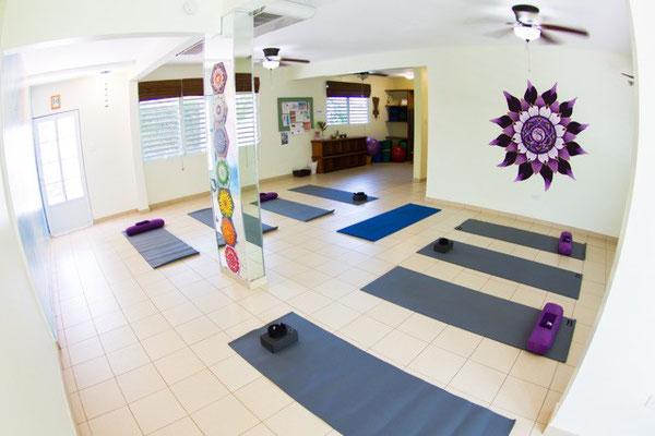 Rincon Yoga studio La Paz