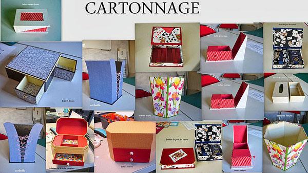 cartonnage 2013