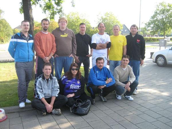 Start in Westhagen: Sozialvolleyballer fuhren in die Justizvollzugsanstalt Wolfenbüttel