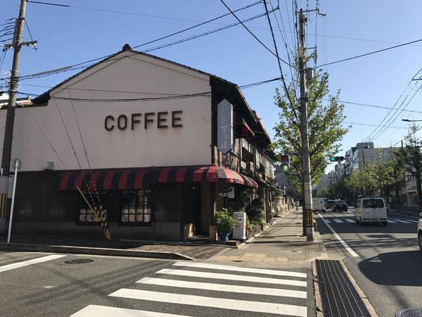 京都 喫茶チロル