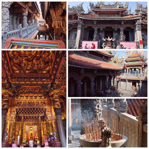 台湾・鶯歌の隣町「三狭」清水厳祖師廟
